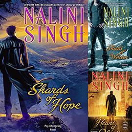 Books - Nalini Singh :: NYT bestselling author