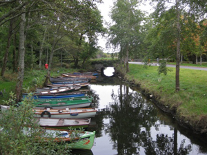 Ross Castle Canal