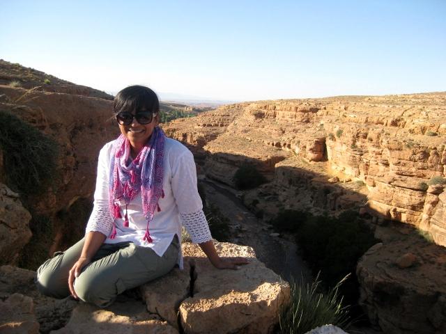 Jaffar Gorge