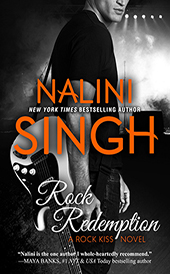 rock kiss series rock redemption nalini singh