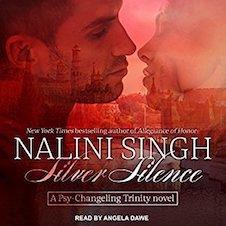 nalini singh silver silence audio edition