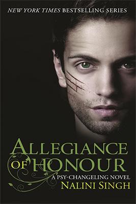 allegiance of honor uk edition nalini singh
