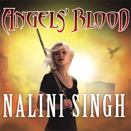 angels blood audio edition