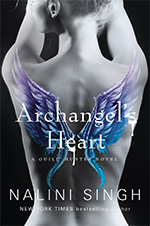 nalini singh archangels heart uk edition