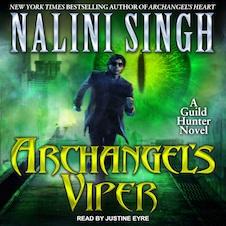 nalini singh archangel's viper audio edition
