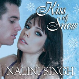 kiss of snow audio edition