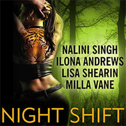 night shift audio edition