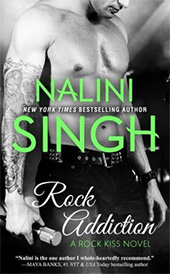 rock kiss series rock addiction nalini singh