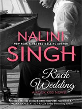 nalini isingh rock wedding audio edition