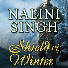 shield of winter audio edition
