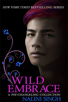 nalini singh wild embrace uk edition