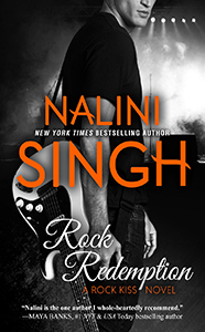 Rock Redemption Nalini Singh