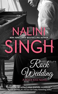 rock wedding nalini singh