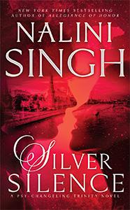silver silence paranormal romance