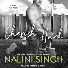 Cherish Hard audio Nalini Singh