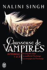 nalini singh chasseuse de vampires integrale 1-2-3