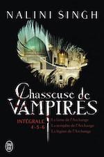 nalini singh Chasseuse De Vampires Integrale 4-5-6