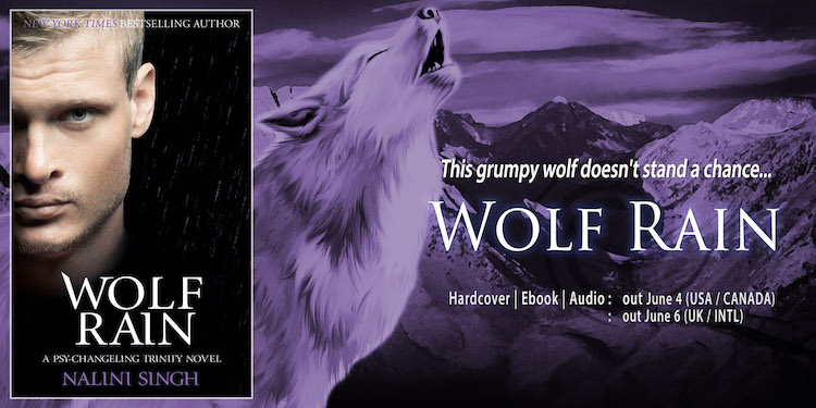 Blood Wolf (Wolf of My Heart Book 6)