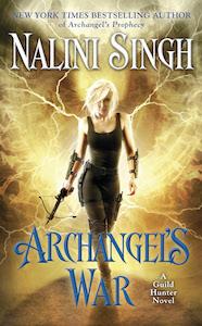 Archangel's War - Nalini Singh :: NYT bestselling author