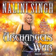 archangel's war audiobook