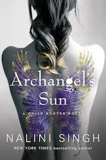 archangel's sun UK release nalini singh
