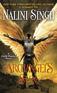 nalini singh archangel's sun