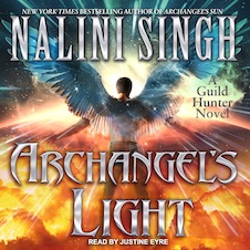archangel's light nalini singh audiobook